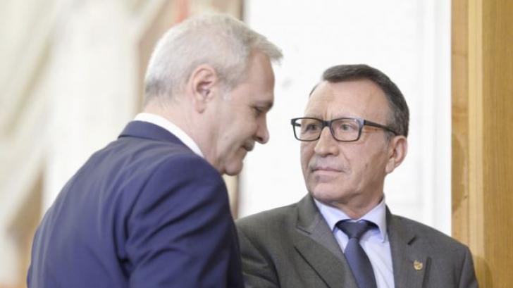 Paul Stănescu şi Eugen Teodorovici, convocaţi de Dragnea la Parlament