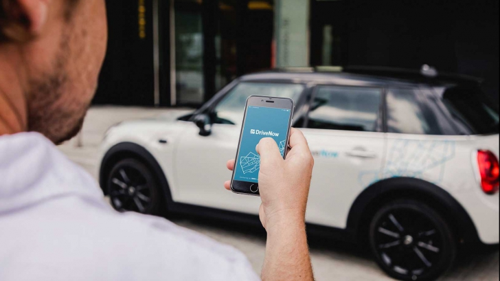 Proiectul de car sharing, respins