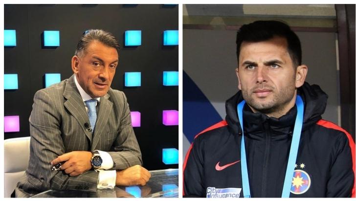 """Ilie Dumitrescu îl 'înțeapă' pe Nicolae Dică! """"Echipa trebuie să aibă o identitate"""""""