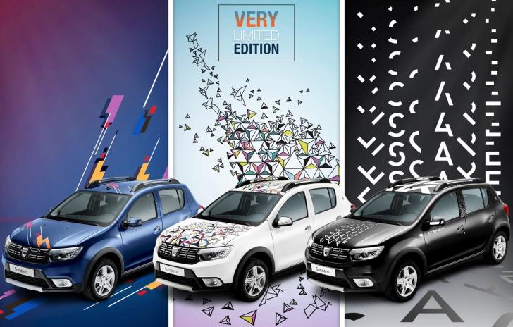 Dacia Escape, surpriza de la Dacia fabricată în 400 de unităţi