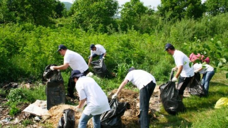 România a cheltuit cu protecția mediului doar 1,2% din PIB