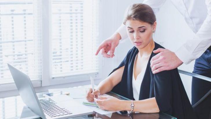 Ce boli produce hărţuirea sexuală la femei