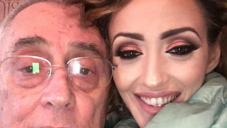 Nidia Moculescu, fiica lui Horia Moculescu, a anunţat decesul unui artist important