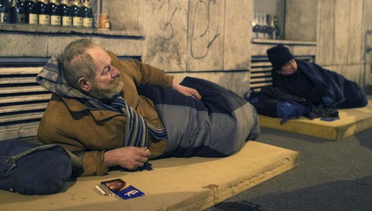 Lege controversată în Ungaria: Ce se întâmplă cu oamenii fără adăpost