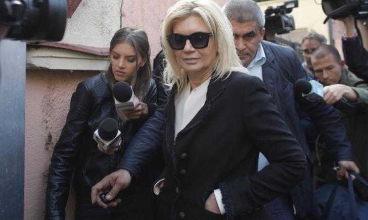 Fosta soţie a lui Dan Adamescu, arest la domiciliu pentru 30 de zile / Foto: Inquam Photos / Octav Ganea