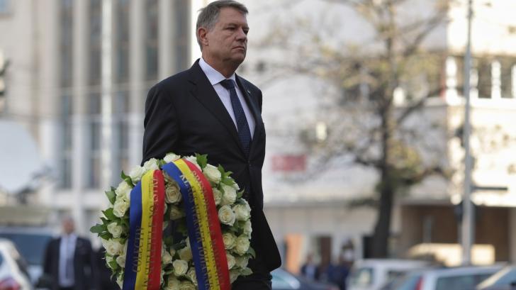 Iohannis, la Colectiv, la trei ani de la tragedie