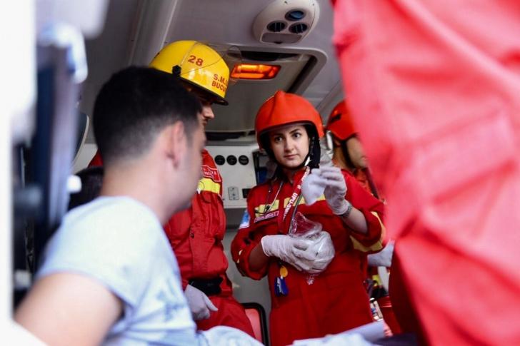 EXERCIŢIU SEISM 2018. Autorităţile se pregătesc de cutremur şi anunţă un mare exerciţiu naţional / Foto: IGSU