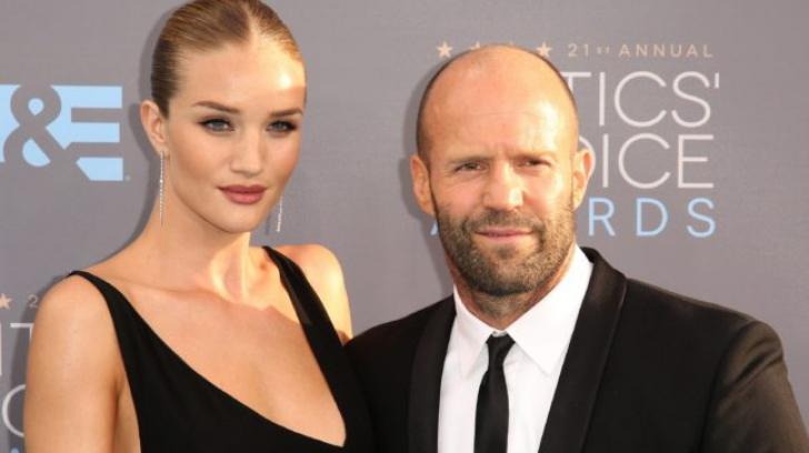 Jason Statham: de ce iubita lui nu se grăbeşte să se mărite cu el