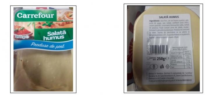 <p>Listeria produse Carrefour</p>