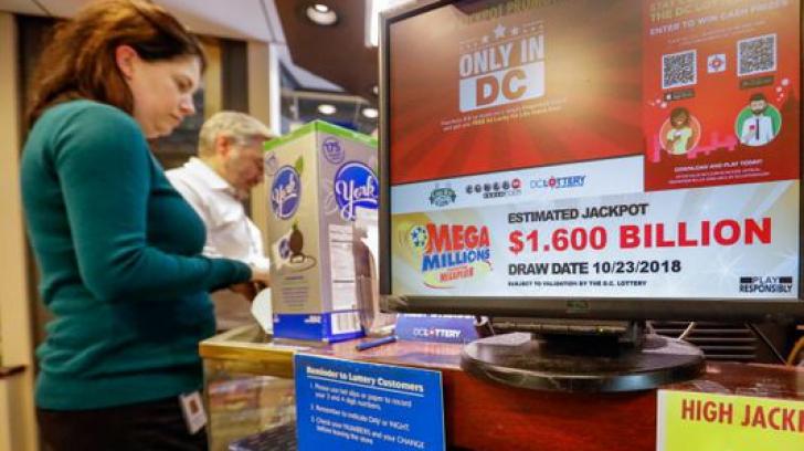 Premiu record la Loteria SUA a fost câștigat. Norocosul va fi mai bogat cu 1,6 miliarde de dolari