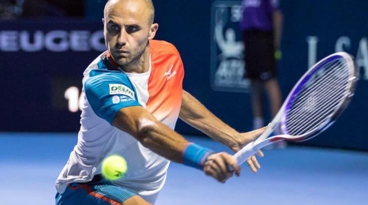 Marius Copil, în finala turneului de la Basel