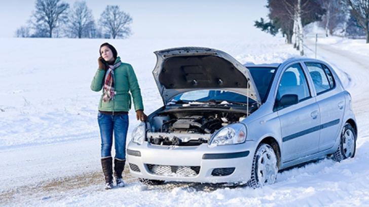 Cât investesc românii în pregătirea mașinii pentru iarnă