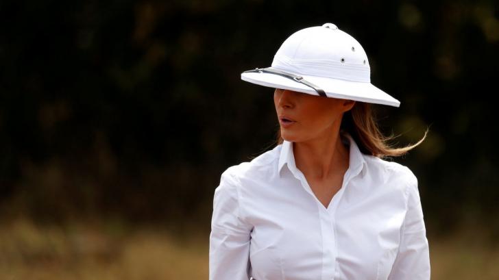 Melania Trump, suparată foc. Care este motivul pentru care prima doamnă a Statelor Unite suferă