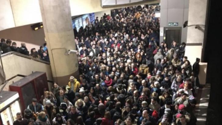 Anunţ de ultimă oră despre pistolarul de la metroul din Bucureşti