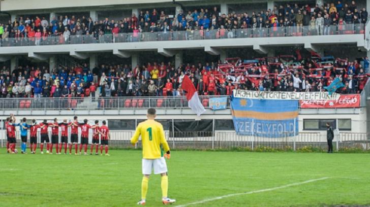 Miercurea Ciuc, pregătită pentru meciul anului, cu Dinamo!