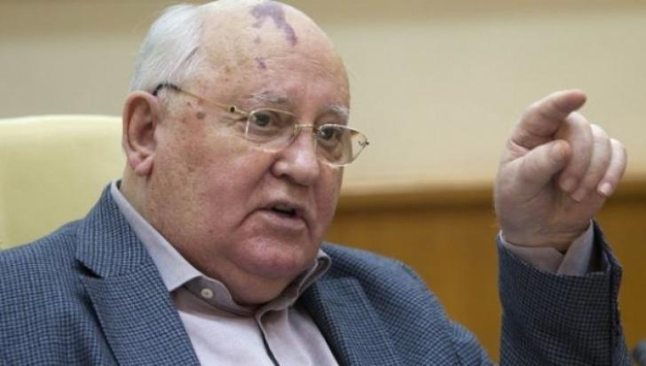 """Mihail Gorbaciov: """"E o greşeală!"""". Declaraţii surpriză ale fostui lider URSS"""