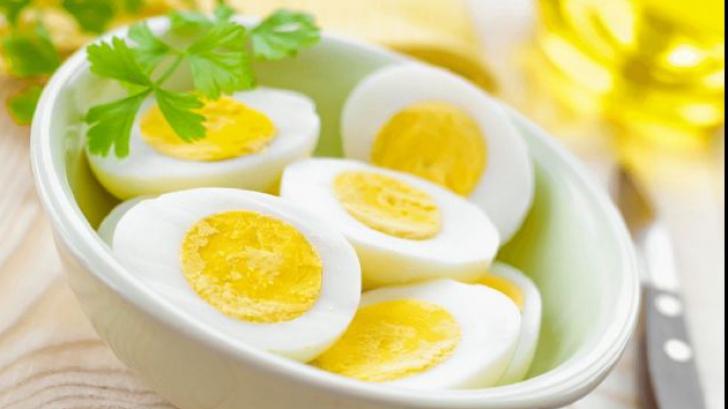 Ce se întâmplă în organism dacă mănânci un ou fiert pe zi