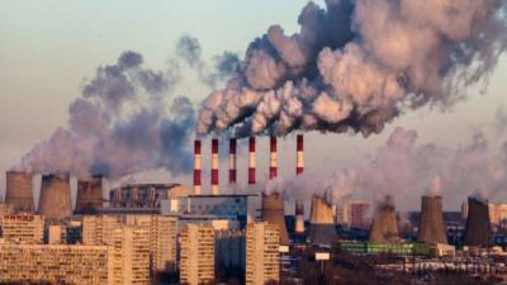 """OMS: Poluarea aerului este """"noul tutun"""""""