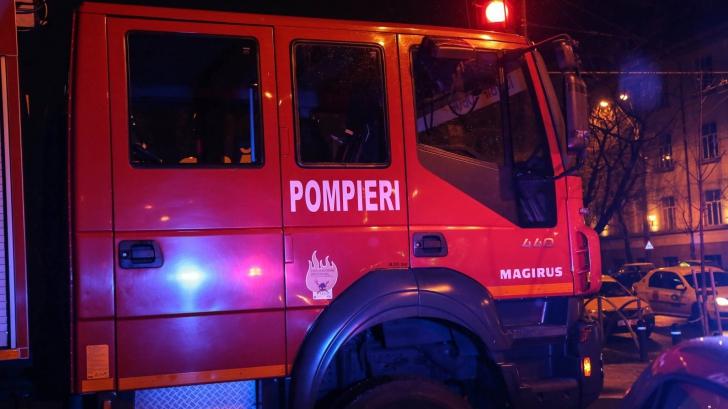 Incendiu devastator: 6 victime, între care trei copii