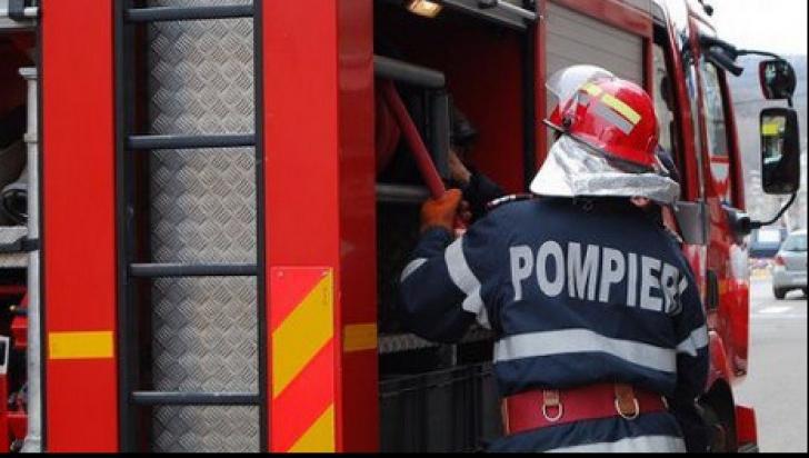 Incendiu de pădure în Argeş. Imagini groaznice! Este mai rău decât credeam