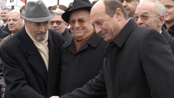 Băsescu: Preşedintele Iohannis nu are dreptul la tăcere