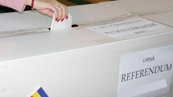 prezenta la vot referendum 2018