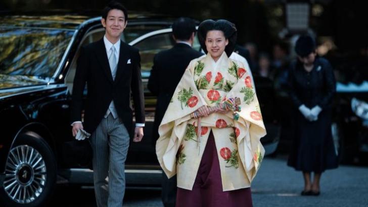 Cu cât va fi despăgubită prințesa Japoniei pentru că a renunțat la titlu