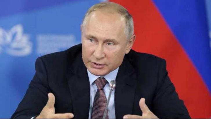 Vladimir Putin, deranjat de extinderea NATO