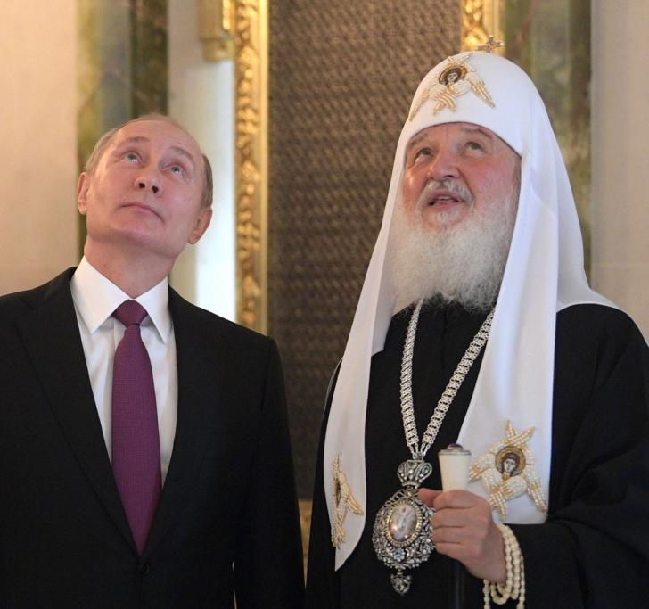 """Rusia vrea să devină """"o a treia Romă"""" a lumii ortodoxe"""