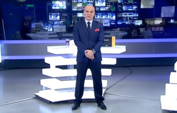 Rareş Bogdan: cum a venit în emisiune. I-a lăsat mască. De ce avea pantaloni mai lungi cu 7 cm