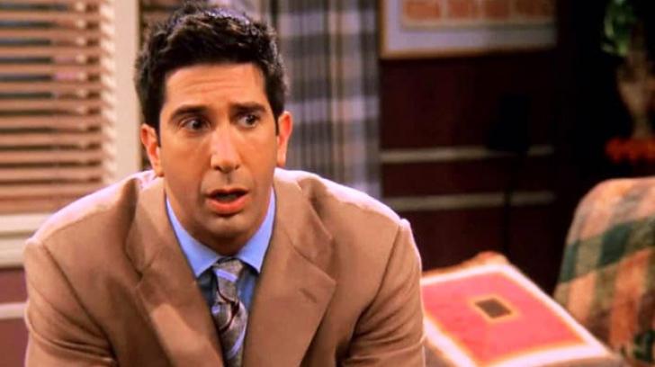 """Ross, din """"Friends"""", acuzat că a furat dintr-un restaurant"""