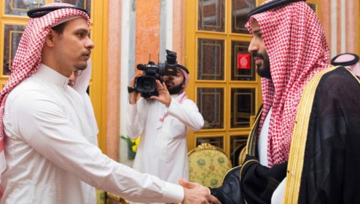 Fiul jurnalistului asasinat a părăsit Arabia Saudită, cu ajutorul SUA