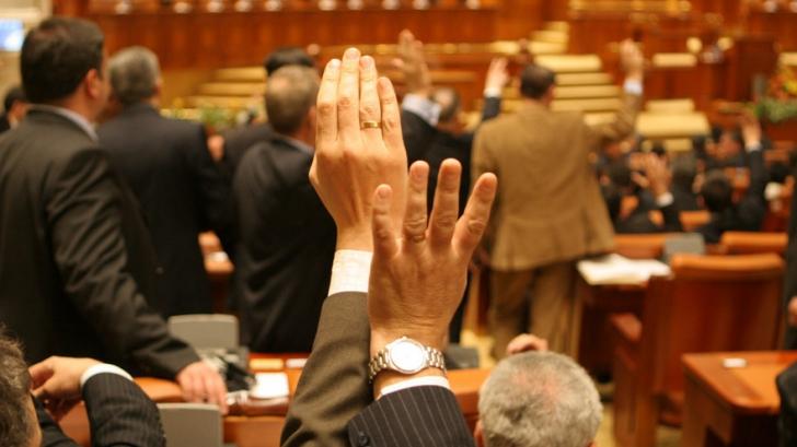 Moțiunea de cenzură, votată săptămâna viitoare
