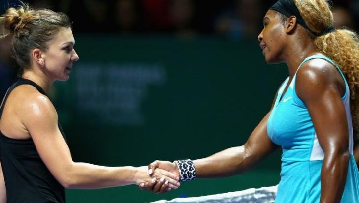 Serena Williams o contrazice pe Simona Halep. Ruptură în tenis!