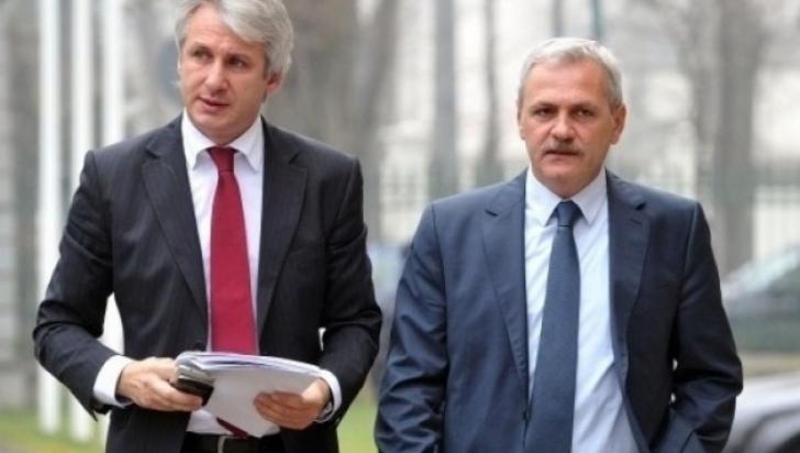 Teodorovici, alături de Dragnea