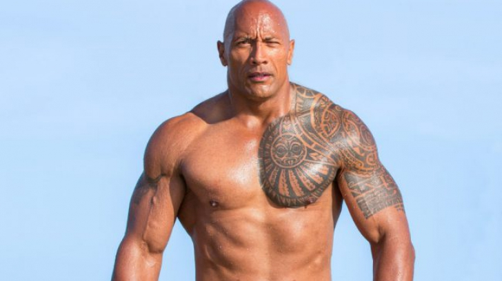 Dwayne Johnson. Cum ar arăta The Rock dacă ar avea păr. Toţi au râs de el