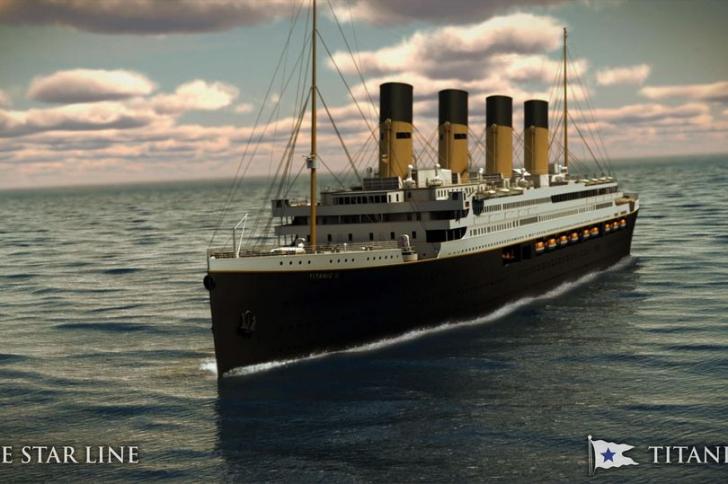 Titanic II pleacă în cursă. Vasul de croazieră va fi cel mai scump din lume