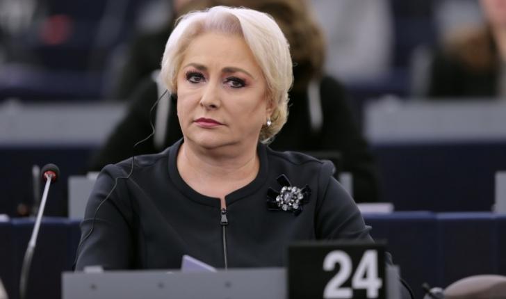 """Dăncilă răbufneşte, după discursul în Parlamentul European: Nu voi accepta niciodată un """"to-do list"""" / Foto: gov.ro"""