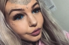 Tânăra care şi-a făcut 52 de operaţii extreme dezvăluie cum arăta ÎNAINTE. A şocat şi mai rău! / Foto: Instagram