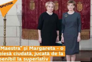 Maestra şi Margareta