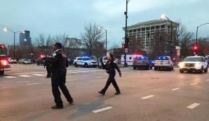 Atac armat în Chicago