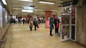 Magazinele de la metrou vor fi redeschise după două zile