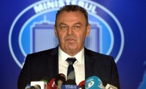 Ministrul Sova loveste în ultima zi de mandat