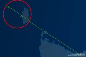Caz incredibil! A ratat aterizarea cu 50 de kilometri. Pilotul ar fi adormit la manşă