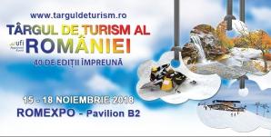 Începe Târgul de Turism al României! La ROMEXPO te așteaptă mii de oferte (P)