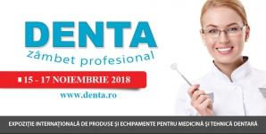 DENTA II - cel mai vizibil eveniment pentru industria stomatologică din România (P)