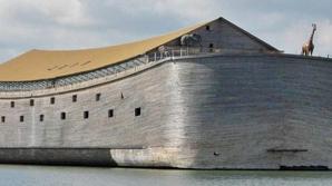 Un olandez și-a construit o arcă exact ca în Biblie, iar interiorul arată spectaculos