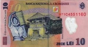 Bancnotele falsificate de 10 lei au ajuns din nou în Satu Mare. Cum pot fi recunoscute