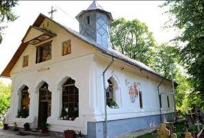 Biserica cu Moartea râzând, blestemul care dă fiori. Ce au văzut credincioşii la slujbă