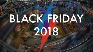 eMAG Black Friday 2018 - 16 noiembrie este ziua cu cele mai multe și cele mai mari reduceri din an